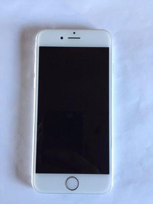 Iphone 6 Silver 16 Gb Libre de fábrica