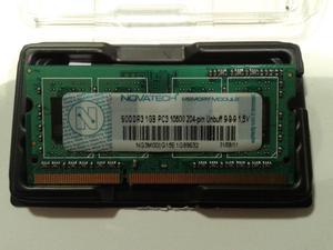 Memoria Ddr3 1gb Pc Novatech Notebook - La Plata