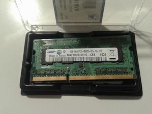 Memoria Ddr3 1gb Pcs Samsung Notebook - La Plata