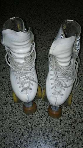 Patines Profesionales Talle 36 Usados