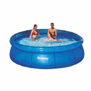 Pileta inflable redonda bestway x de 3 posot class for Piscina inflable bestway