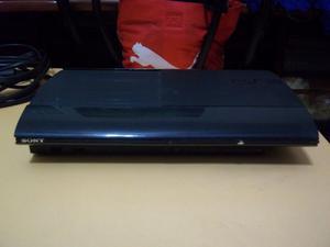 Play Station 3 Super Slim 250gb+juegos+auricular/micrófono
