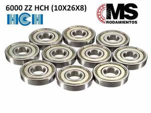 Ruleman  Zz Hch X50 Unidades Ms Rodamientos