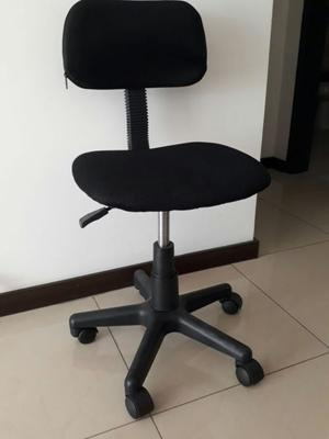 Silla pc escritorio giratoria alto regulable posot class for Silla giratoria escritorio