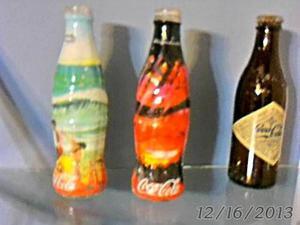 botellas coca cola coke