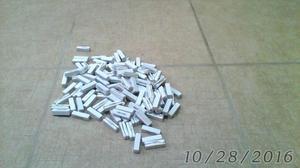 lote de resistencias ceramicas nuevas de 10w