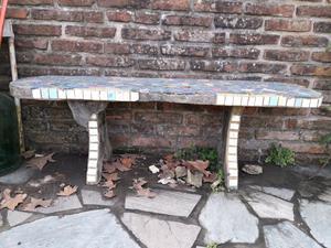Banco para patio
