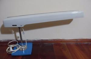 Lámpara De Mesa Escritorio Wimer Vintage. Para Reparar.