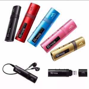 Reproductor Mp3 Sony Nwz-b183f Portatil 4gb + Radio Fm