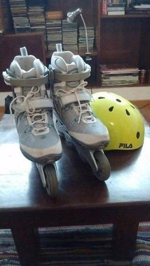 Rollerblade fitness mujer