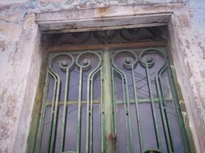 Puerta antigua de dos hojas restaurada a posot class - Puertas de dos hojas ...