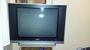 "tv philips de 26"", pantalla plana, sin control"