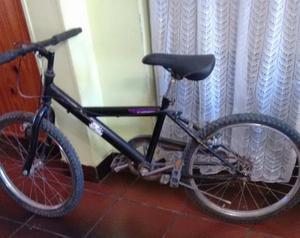 vendo bicicleta rodado 20 para chicos