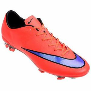 Botines Nike Mercurial Veloce Ii Fg Para Césped