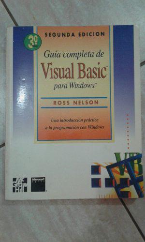 Guia Completa De Visual Basic Para Windows