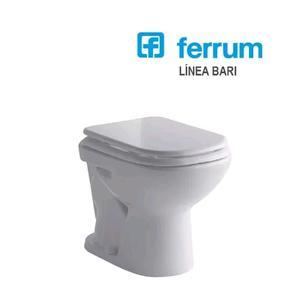 Sanitarios ferrum linea bari posot class for Inodoros ferrum modelos