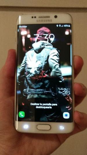 Samsung Galaxy S6 Edge 64gb - White Pearl - Liberado