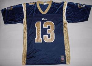 Camiseta De Nfl -13- L - St Louis Rams - Rbk