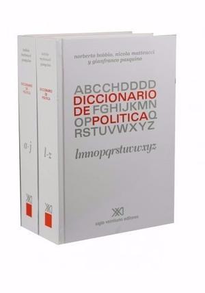 Diccionario De Política (2 Tomo) - Norberto Bobbio - Siglo
