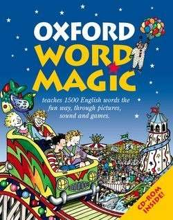 Oxford Word Magic - Cd Rom Inside