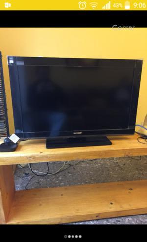 Tv Lcd 32 Sony Full Hd. TDA. HDMIx2. USB. Control remoto