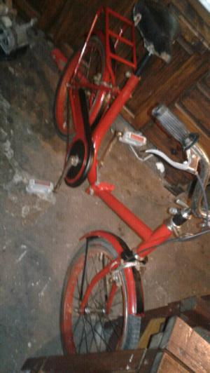 bicicleta restaurada rod.20
