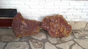 enormes piedras en bruto para paisajismo y revestimientos