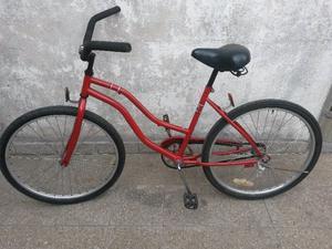 Bicicleta Playera Rodado 26 en EXCELENTE ESTADO