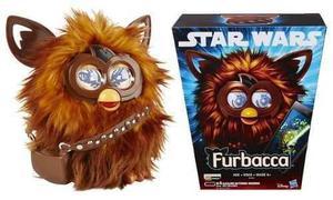 Furby Furbacca Star Wars Hasbro - Cuartito Azul