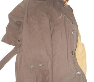 Gabardina Ralph Lauren con abrigo (no es piloto)