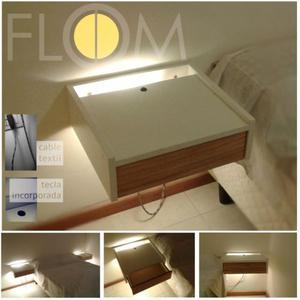 Mesa de luz, mesa de luz flotante