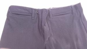 Pantalon Breech De Equitación T.50 Color Negro