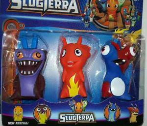 Play Set X 3 Babosas Bajoterra Precio X Cada Set
