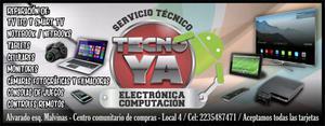 Servicio Técnico en Electrónica