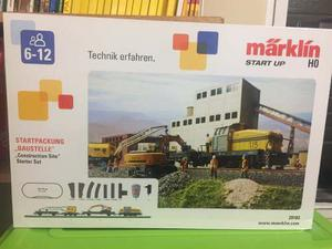 Set De Iniciacion Tren Marklin Ho, A Estrenar, Completo