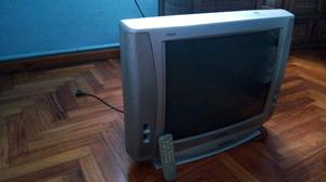 "TV HITACHI 21"". Usado."