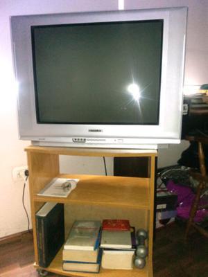 """Tv 29"""" NOBLEX color pantalla plana c control remoto."""