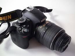 Cámara Nikon D Con Lente Dx Af-s mm + 32gb