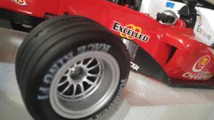Ferrari Formula 1 Radio Control Bateria Recargable Importado