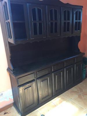 Modular Desmontable 180 Pintado Madera Pino
