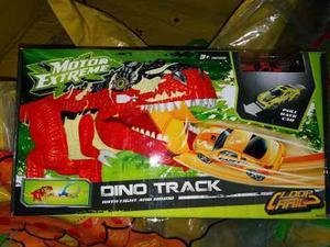 Pista De Autos Dino Track. No Hotwheel