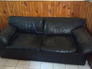 Vendo sillon cama de 2 cuerpos