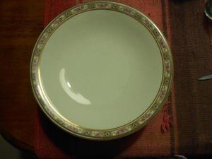 antiguo plato de masas