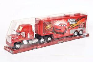 Cars Camion Contenedor Mack Licencia Disney Ditoys
