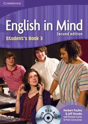 English In Mind 3 Book 2nd Edition W/cd-rom - Cambridge