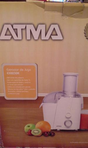 Extractor de jugo ATMA exe
