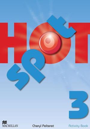 Hot Spot 3 - Activity Book - Macmillan