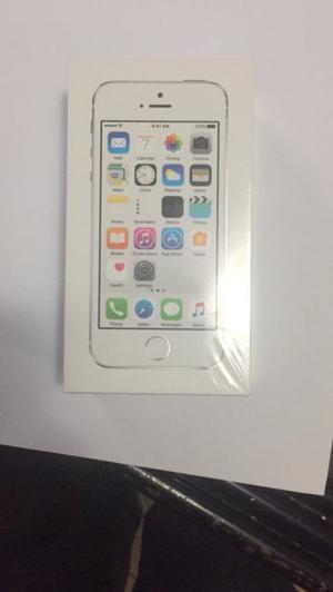 IPhone 5S de 16GB NUEVO EN CAJA LIBRE