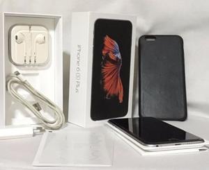 Impecable Iphone 6s plus 16 gb liberado de fabrica con case