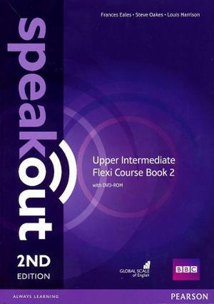 Speakout 2nd Edition - Upper Interm. Flexi Course Book 2